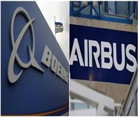 «إيرباص» تتحدى «بوينج» في دبي.. و232 طائرة تحسم المنافسة