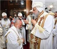 البابا تواضروس الثاني يمنح رتبة القمصية لـ3 كهنة