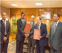 اتفاقية تعاون بين كلية صناعة السكر بجامعة أسيوط والمعهد المناظر لها بالهند