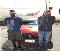 حبس عصابة سرقة متعلقات المواطنين بمدينة نصر