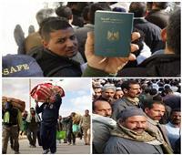 العمالة المصرية بالخارج «للخلف دُر».. من يعيد «الأيدي الشقيانة» للصدارة؟