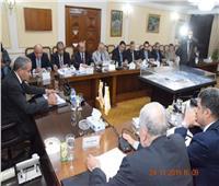 وزير التموين يوجه بتطوير شركات «القابضة للصناعات الغذائية»