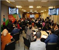 صور| الأكاديمية الوطنية للتدريب تستقبل وفدا من مركز جينيف للسياسات الأمنية