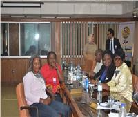 استمرار دورة «التنمية المحلية واللامركزية» لتدريب الكوادر الأفريقية