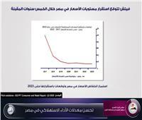 «فيتش» تتوقع استقرار مستويات الأسعار بمصر خلال الخمس سنوات المقبلة