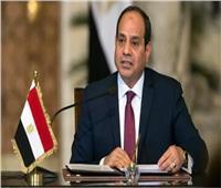 السيسي: الدولة مستمرة في التركيزعلى بناء الإنسان المصري والارتقاء بالتعليم والصحة والثقافة والقيم
