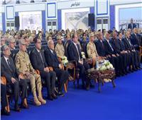ننشر تفاصيل افتتاح أنفاق بورسعيد وعدد من المشروعات التنموية بحضور الرئيس