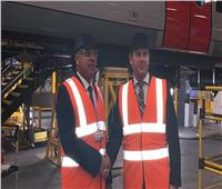 صور| وزير النقل ببريطانيا لبحث آخر مستجدات مشروع الـ «مونوريل»