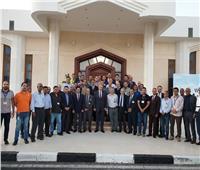 «النشار» يتابع استعدادات مطار شرم الشيخ لمؤتمر الشباب
