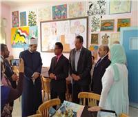 وفد من المالديف يزور قطاع المعاهد الأزهرية