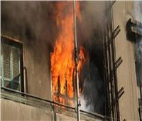 مصرع طفلة وإصابة 4 في حريق شقة بالمعصرة