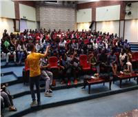 «الشباب والرياضة» تلتقي القيادات المتطوعة في برنامج الاتحاد الإفريقي