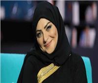 صور  أول ظهور لميار الببلاويبعد شائعة خلع الحجاب