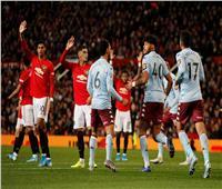فيديو| مانشستر يونايتد يسقط في فخ التعادل مع أستون فيلا في «مسرح الأحلام»