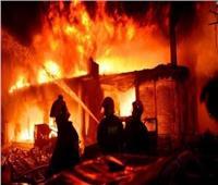 مصرع 13 شخصا في حريق شب بمزرعة في الأردن