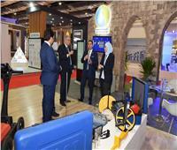 القابضة لمياه الشرب تشارك بمعرض القاهرة الدولي للاتصالات