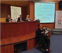 هبة هجرس: مصر لديها إصرار على وضع ذوي الإعاقة في قاطرة التنمية