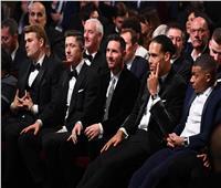 فان دايك: فخور بمنافسة ميسي ورونالدو على الكرة الذهبية
