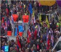 شاهد| استمرار الإضراب المفتوح بفرنسا احتجاجاً على إصلاح نظام التقاعد