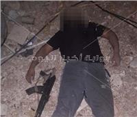 صور| مصرع 3 إرهابيين قبل تنفيذ سلسلة عمليات بشمال سيناء