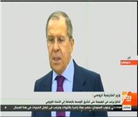 بث مباشر| مؤتمر صحفي لوزير الخارجية الروسي بشأن الناتو