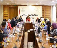 قبل رحيلها عن وزارة التضامن.. آخر تصريحات «غادة والي»