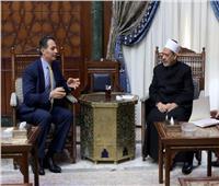 سفير مصر لدى تشاد: الأزهر قوة حضارية لنا في أفريقيا والعالم