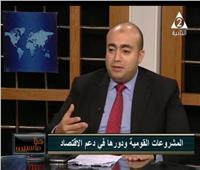 إسلام عوض: الرئيس السيسي يسعى لتأسيس دولة حديثة يحميها جيش قوي