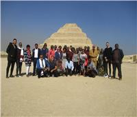 الكوادر الأفريقية: سنكون سفراء للترويج للسياحة المصرية