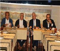 «فودة» يلتقي ممثلي شركات السياحة والطيران الإنجليزية بشرم الشيخ