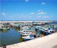 إغلاق ميناء البرلس بكفر الشيخ لسوء الأحوال الجوية