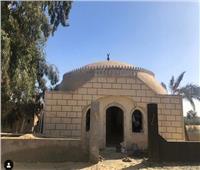 ناهد السباعي: الانتهاء من بناء مسجد هيثم أحمد زكي