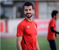 مدافع الأهلي محمود متولي يبدأ مرحلة جديدة من التأهيل