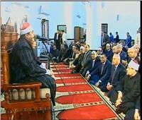 بث مباشر| شعائر صلاة الجمعة من مسجد الرحمة بالمنصورة