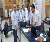 المعمل المركزي بشركة«مياه سوهاج» يحصل على شهادة «الأيزو» لجودة المياه بالمحطات
