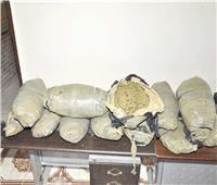 ضبط ثلاثة أشخاص بحوزتهم كمية من مخدر «الشابو» بسوهاج