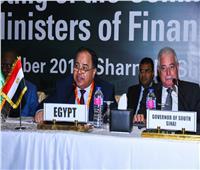 وزير المالية:نستهدف الاستدامة المالية للاتحاد الأفريقي وتقليل الاعتماد على الشركاء الدوليين