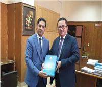 معرض الكتاب يناقش كتاب سفير كازاخستان الشهر المقبل