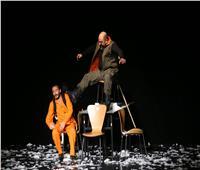 """بالصور.. العرض اللبنانى """"الديكتاتور"""" بمهرجان الإسكندرية المسرحي العربي"""