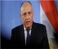 شكري: الإرهاب يعد أحد التهديدات الرئيسية للسلام والاستقرار وجهود التنمية