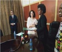توقيع مذكرة تفاهم للتعاون في مجال الشباب مع بوروندي