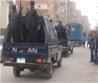 ضبط 9 متهمين بحوزتهم مواد مخدرة وأسلحة نارية في حملات أمنية بأسوان