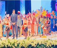 جامعة حلوان تشارك في مهرجان أطفال العالم