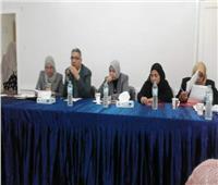 تضامن القليوبية تنظم لقاء تدريبي وتقيمي للعاملين بمشروع تدريب المرأة الريفية