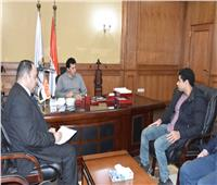 وزير الرياضة لمحمد إيهاب: سنوفر كل الدعم لك سواء أكنت لاعبا أو مدربا