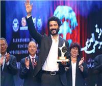 ماذا قال خالد النبوي عن تكريمه بمهرجان المسرح بالإسكندرية؟