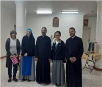 حصاد اليوم الثالثمن فعاليات الصلاة من أجل الدعوات لكنائس شرق القاهرة