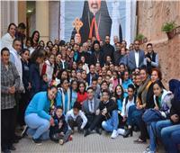 بطريرك الكاثوليك يحتفل بعيد العذراء في كنيسة الدخيلة بالإسكندرية