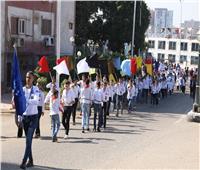 انطلاق فعاليات «مهرجان التنمية الرياضية المجمع» بسوهاج