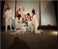 عرض مسرحية «ولاد البلد» لمواجهة الافكار المتطرفة بمسرح محافظة المنيا
